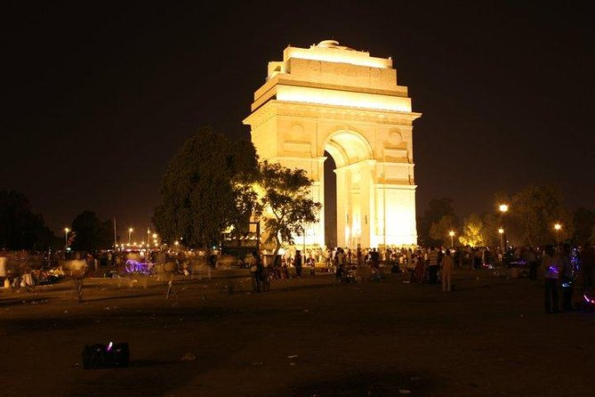 Old And New Delhi Private Full Day Tour -chi