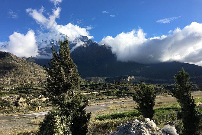 Mustang Jomsom Muktinath Adventure Tour 4 Nights 5 Days from Pokhara