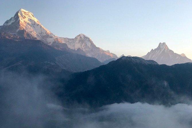 2 Days Short Ghorepani Poon Hill Trek from Pokhara