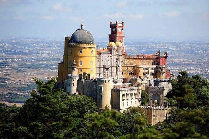 Private Tour Sintra and Cascais Full Day