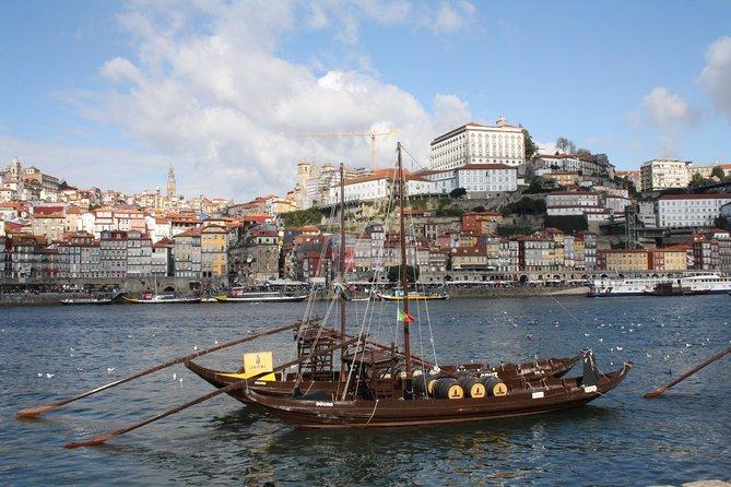 Excursão de dia inteiro pelo Porto - saindo de Lisboa (12h)