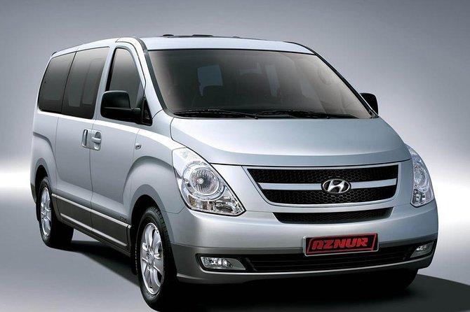 Baku Minivan transfers