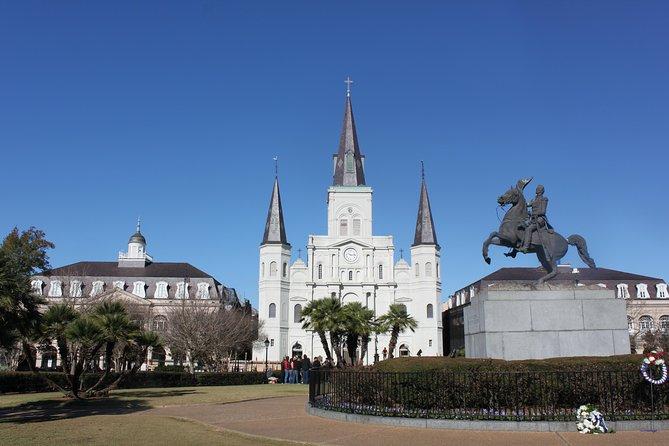 Recorrido turístico privado histórico por Nueva Orleans