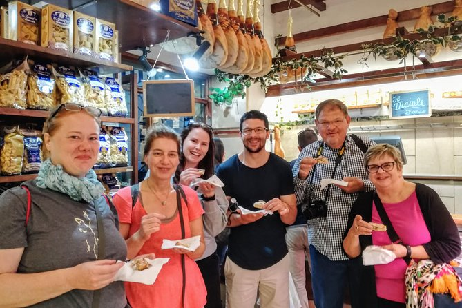 Budget-friendly Street Food Tour of Trastevere Quarter in Rome