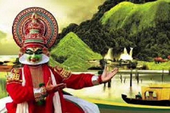 Explore Kerala Backwater Tour 4 Night 5 Days