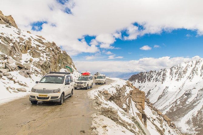 12-days Leh-Ladakh Tour by Car and Private Driver