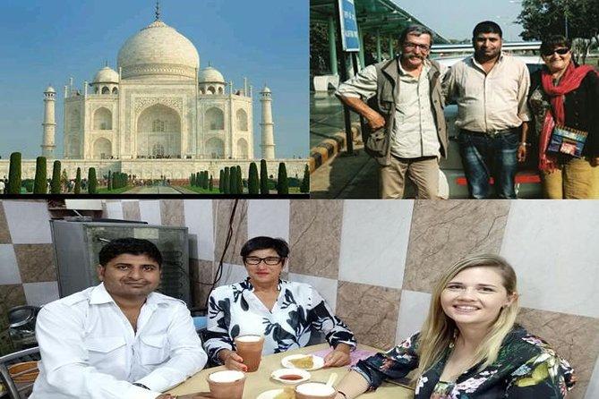 Private Taj Mahal Tour by Car From Delhi