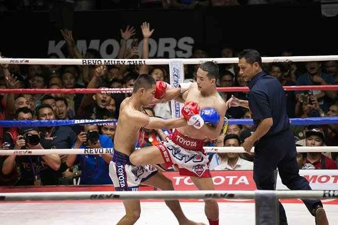 Muay Thai Boxing Experience Bangkok with optional round trip