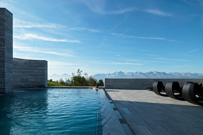 Mount Rigi Day Pass With Mineralbad & Spa Rigi Kaltbad and Boat Ride Lucerne