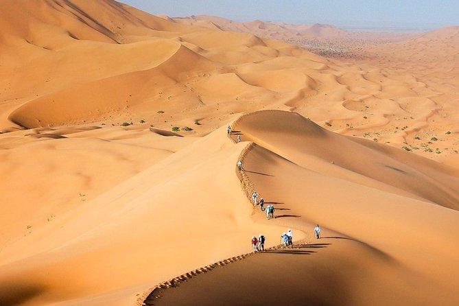 5 Days private trip to Sahara desert