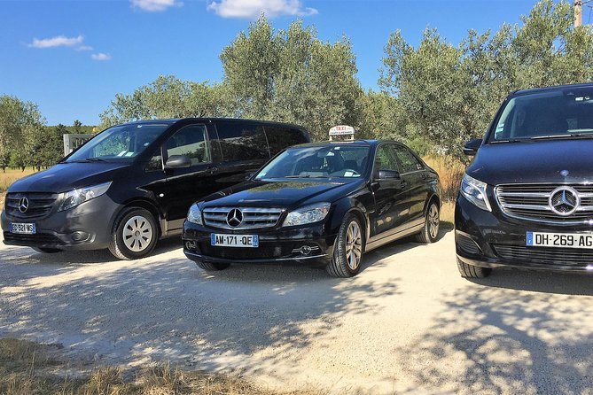 Airport transfer from Arles to Marseille Airport