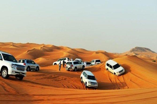 Red Sand Dubai Desert Safari