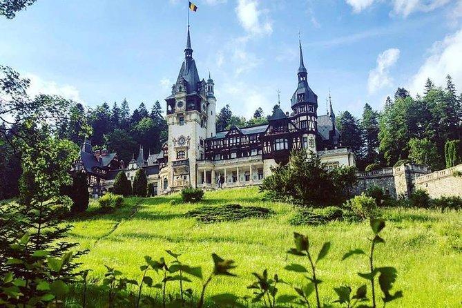 Private tour: Peles Castle, Dracula's Castle & Brasov City