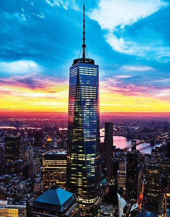 Skip the Line NYC Downtown Walking Tour & One World Observatory Admission Ticket