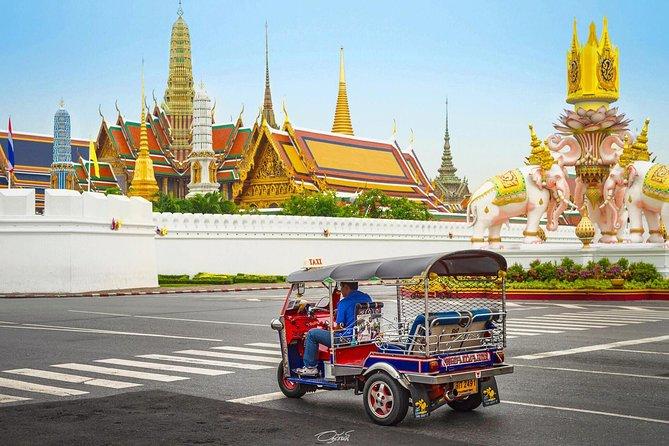 1-day Bangkok Old Town Tuk Tuk Tour - Sawasdee Tuk Tuk