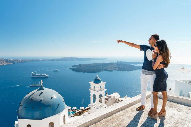 5-hour Private Guided Tour of Santorini