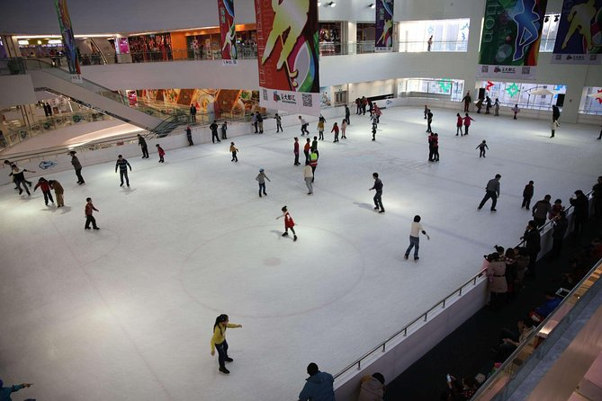 Private Children Fancy Day to the Indoor Skating Rink and Shopping