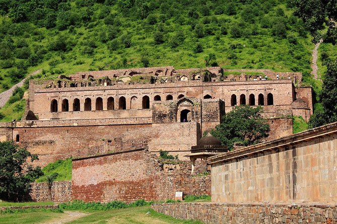 Private Tour - Chand Bawdi (Abhaneri Step Well ) and Bhangarh from Jaipur photo 1