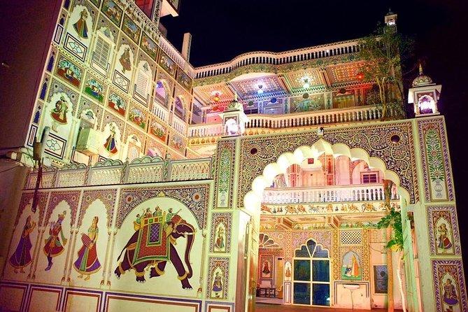 Shekhawati tour By Car & Driver from Jaipur