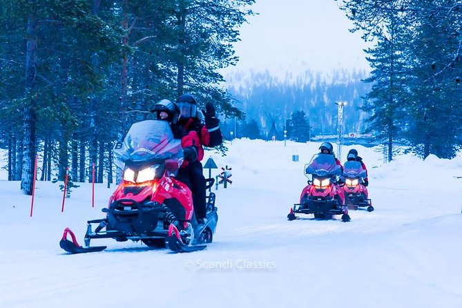 Winter Fairy Tale 6 Day tour, Helsinki to Lapland and Back