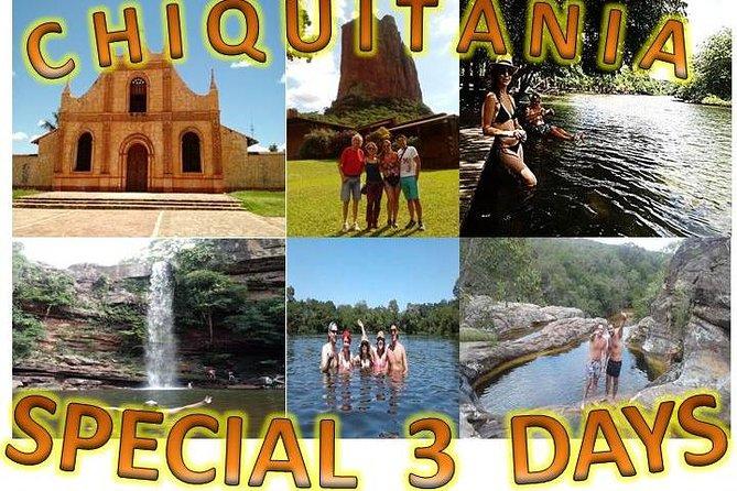 "Santa Cruz - Bolivia ""la Chiquitania"" 3 Days"