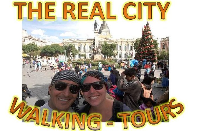 LA PAZ - BOLIVIA ( The Real City Walking Tours)