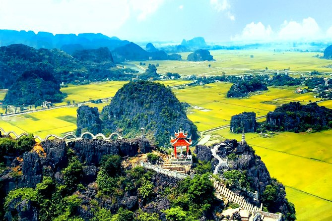 Mua Cave Amazing View & Trang An Boat Trip 1 Day Group Tour
