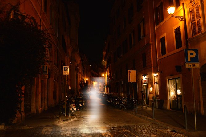 Haunted Rome Ghost Tour - The Original