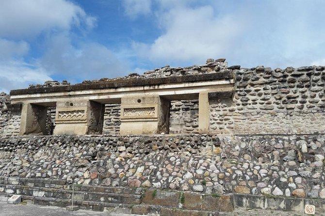 Excursión de día completo a El Tule, Mitla y Hierve el Agua desde la ciudad de Oaxaca, precio económico
