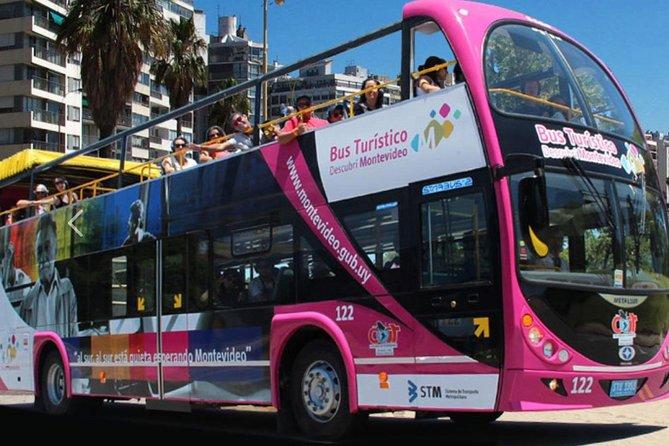 Montevideo Tourist Bus