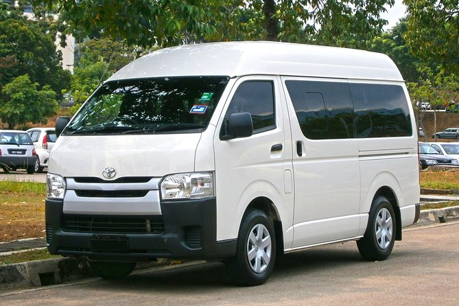 Luang Prabang and Vang Vieng on Private Air Conditional Transfer