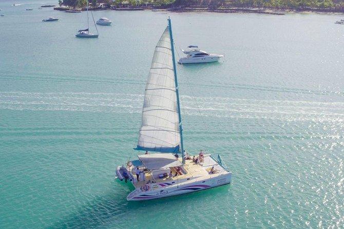 Full-Day Northern Catamaran Cruise Mauritius