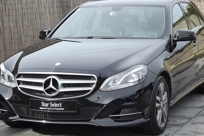 Shannon Airport to Galway City Private Chauffeur Transfer