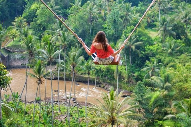 Bali Swing and Waterfall Tour