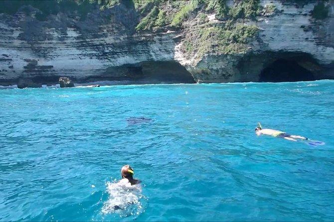 Snorkeling Trip at Manta Point Penida