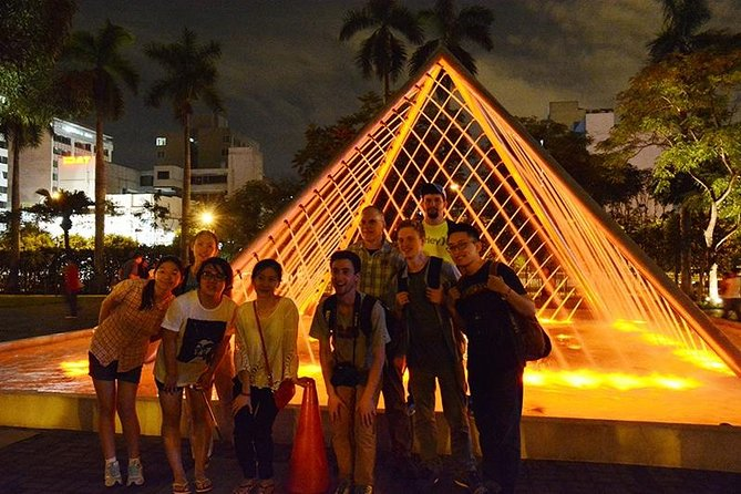 Magical Fountains of Lima Tour