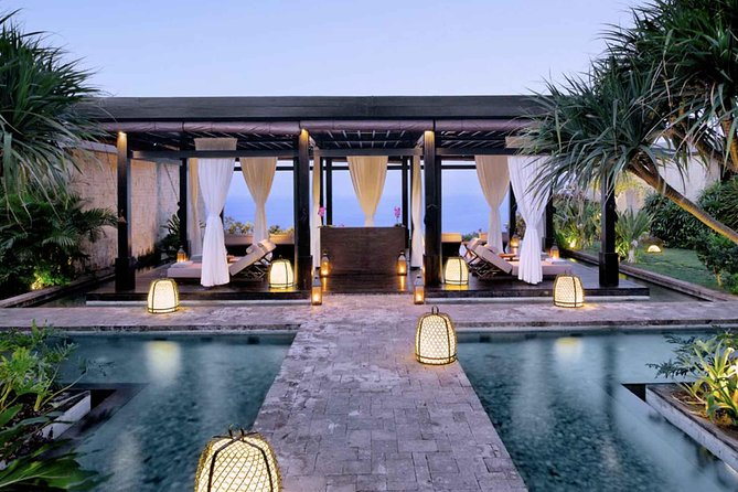 Bali Spa Treatment with Airport Transfers (Departure)