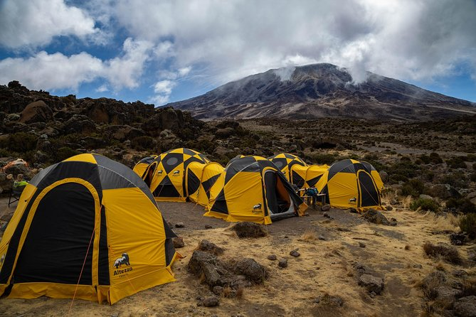 Kilimanjaro climb by Lemosho Route (7-day)