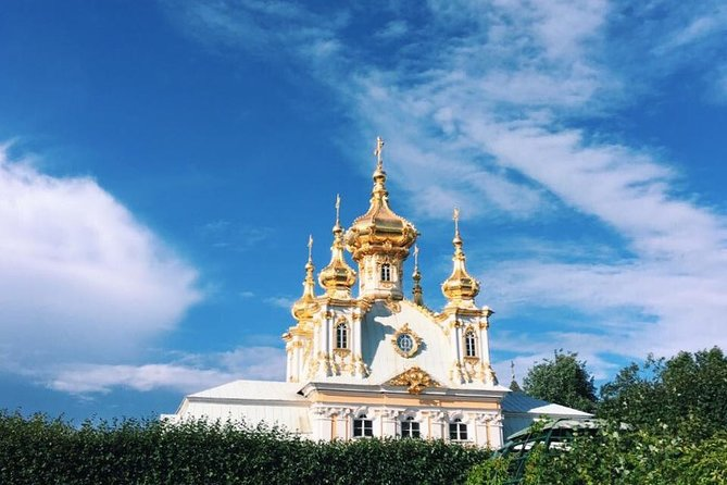 VISA-Free 1-Day St Petersburg Discovery Tour