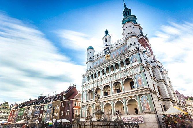 Wroclaw - Poznan Round Trip