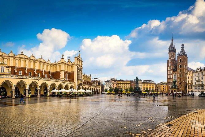 Wroclaw To Krakow Day Trip