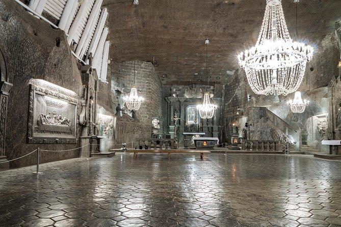 Wroclaw to Wieliczka Salt Mine Tour