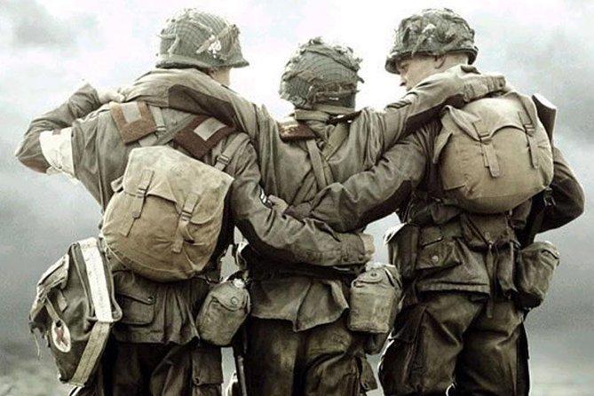 Excursion d'une journée complète d'Omaha et des «Frères d'armes»