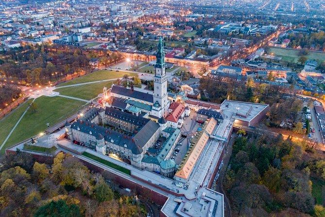 Wroclaw to Czestochowa (Black Madonna) day Tour