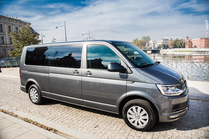 Private Transfer Arrival or Departure: Wroclaw - Swidnica
