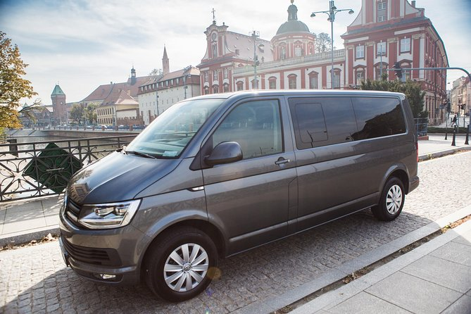 Private Transfer Arrival or Departure: Wroclaw - Lodz