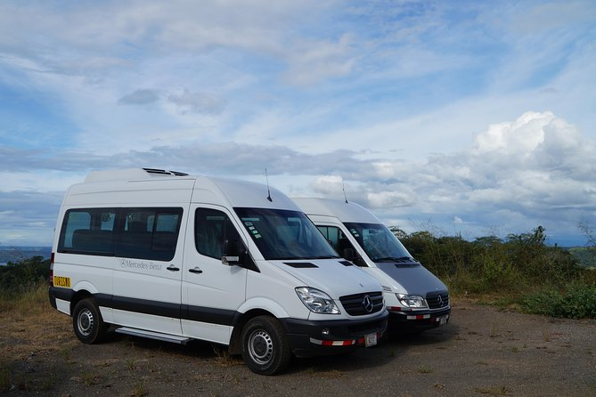 Transport Juan Santa Maria Airport to Hotels nearby