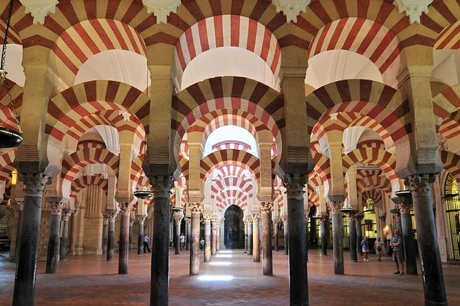 2-Day Cordoba Trip from Seville Including Medina Azahara, Carmona and Skip-the-Line Entrance to Cordoba Mosque-Cathedral