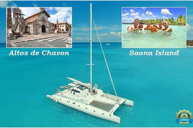 Altos de Chavon & Saona Island Tour (Full Day)