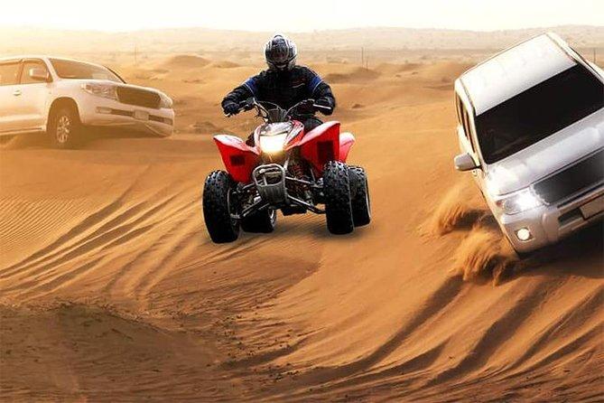 Desert Safari Dubai with BBQ Dinner & Live Shows